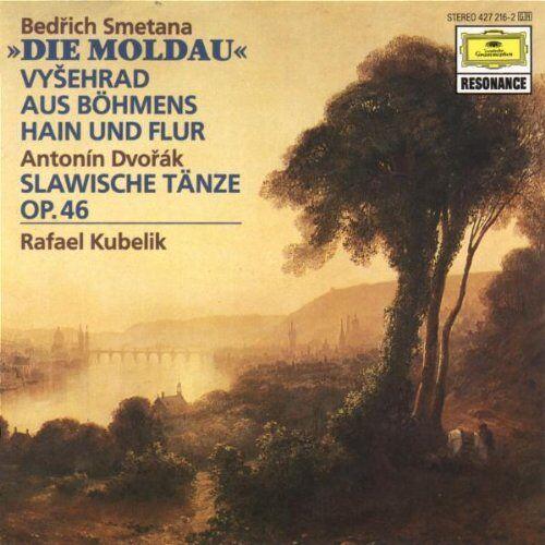 Rafael Kubelik - Moldau / Slawische Tänze 1-6 - Preis vom 13.04.2021 04:49:48 h