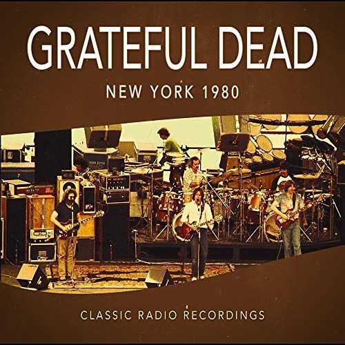 Grateful Dead - New York 1980 - Preis vom 18.01.2020 06:00:44 h