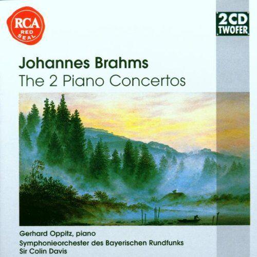 G. Oppitz - Two CD Twofer - Brahms (Klavierkonzerte / Klavierstücke) - Preis vom 06.05.2021 04:54:26 h
