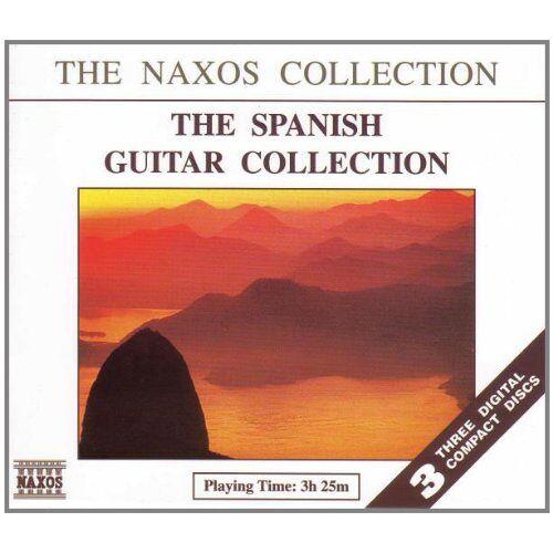 Various - Gitarre: Spanische Gitarre: Collection - Preis vom 11.05.2021 04:49:30 h