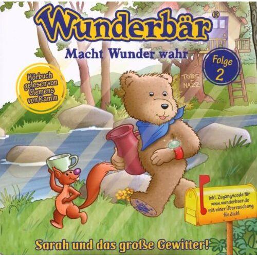 Wunderbar! Wunderbär - Hörbuch Folge 2 - Preis vom 20.06.2020 04:58:35 h