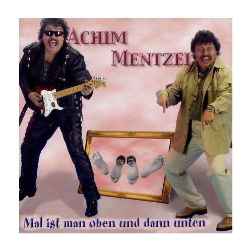 Achim Mentzel - Mal ist man oben und dann unten - Preis vom 06.09.2020 04:54:28 h