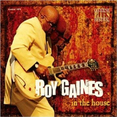 Roy Gaines - In the House-Live at Lucerne - Preis vom 26.02.2021 06:01:53 h