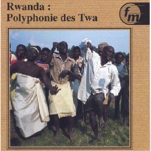 Twa du Rwanda - Polyphonie - Preis vom 21.10.2020 04:49:09 h