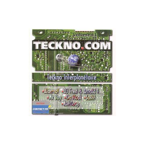 Various - Teckno.Com [Teckno Interplanet - Preis vom 18.04.2021 04:52:10 h