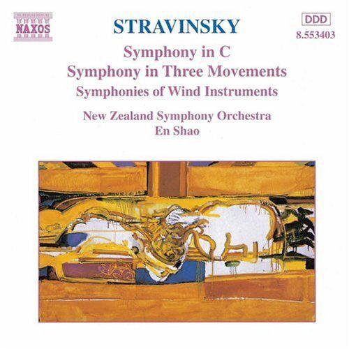 en Shao - Strawinsky Sinfonie Shao - Preis vom 14.04.2021 04:53:30 h