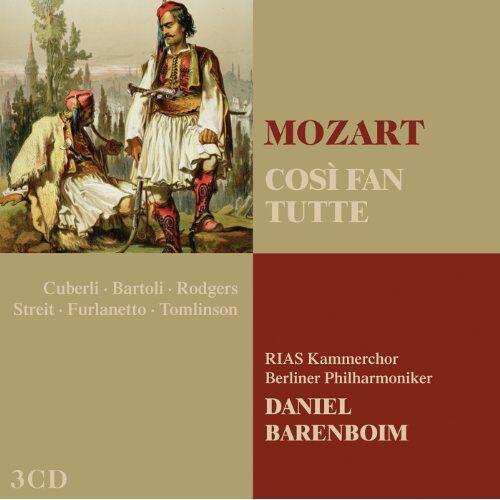 Barenboim - Cosi Fan Tutte - Preis vom 17.10.2019 05:09:48 h