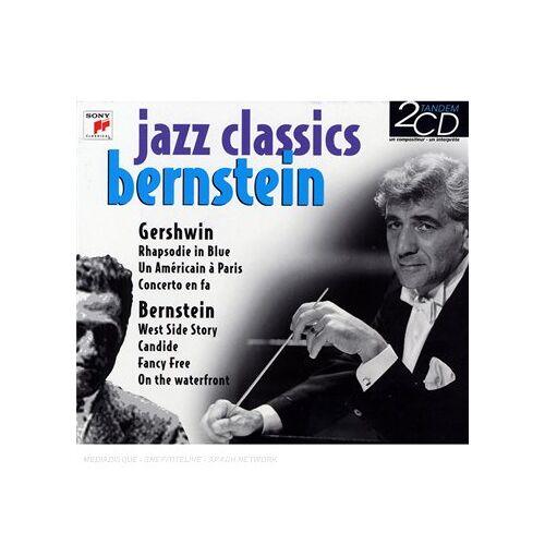 Jazz Classics Bernstein - Jazz Classics Bernstein / Gershwin / Bernstein - Preis vom 07.08.2020 04:56:28 h