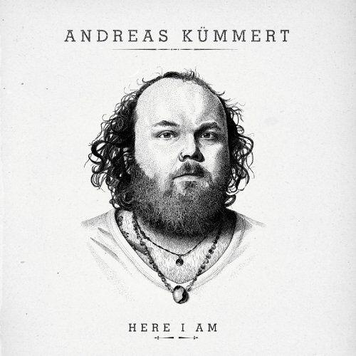 Andreas Kümmert - Here I Am - Preis vom 18.04.2021 04:52:10 h