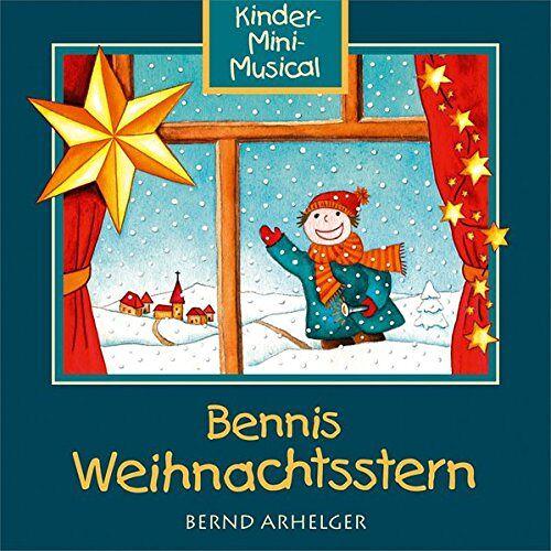 12tuneforkids - Bennis Weihnachtsstern (mit Playback) - Preis vom 01.03.2021 06:00:22 h