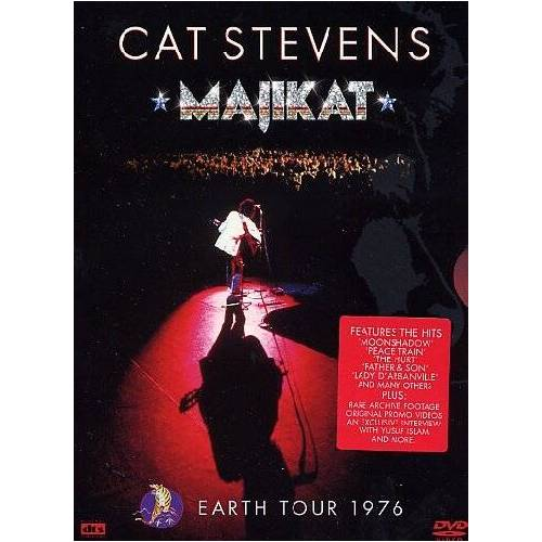 Cat Stevens - Majikat: Earth Tour 1976 - Preis vom 08.05.2021 04:52:27 h