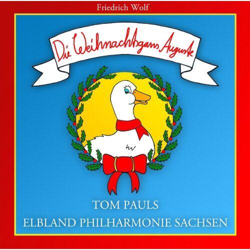 Tom Pauls - Die Weihnachtsgans Auguste - Preis vom 10.04.2021 04:53:14 h