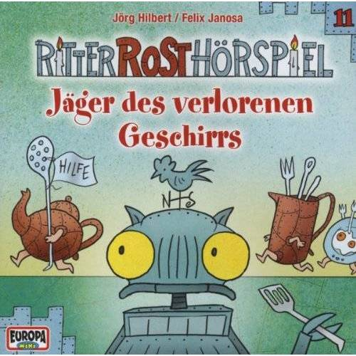 Ritter Rost - 11/Jäger des Verlorenen Geschirrs - Preis vom 05.05.2021 04:54:13 h