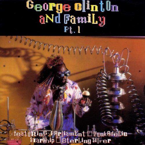 George+Family Clinton - George Clinton+Family Pt.1 - Preis vom 28.02.2021 06:03:40 h