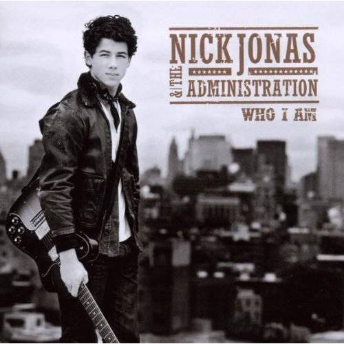 Nick Jonas & the Administration - Who I am - Preis vom 22.04.2021 04:50:21 h