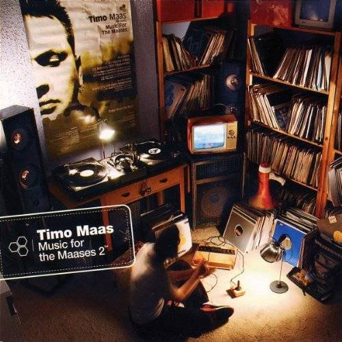 Timo Maas - Music for the Maases 2 - Preis vom 05.09.2020 04:49:05 h