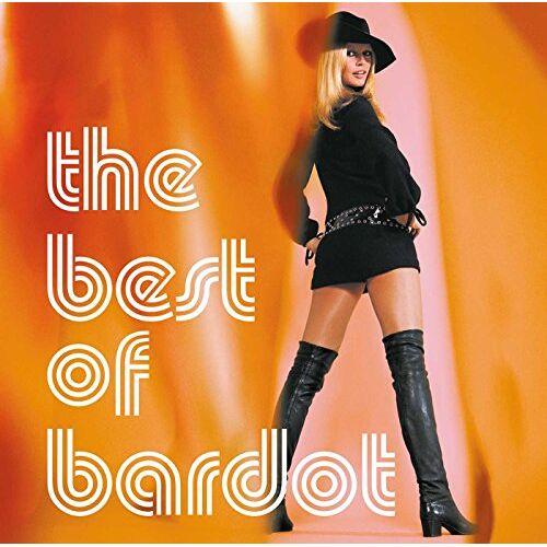 Brigitte Bardot - Best of Brigitte Bardot - Preis vom 09.04.2021 04:50:04 h