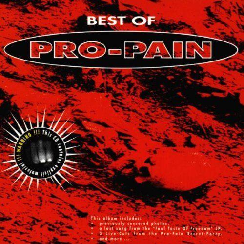 Pro-Pain - Best of Pro-Pain - Preis vom 06.03.2021 05:55:44 h