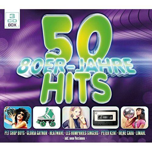 Limahl - 50 80er-Jahre Hits - Preis vom 25.02.2021 06:08:03 h
