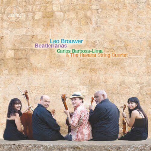 Barbosa-Lima - Brouwer: Beatlerianas - Preis vom 14.04.2021 04:53:30 h