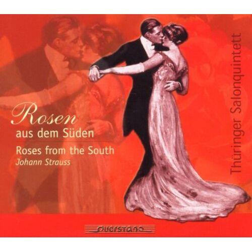 Thueringer Salonquintett - Rosen aus dem Süden - Preis vom 05.09.2020 04:49:05 h