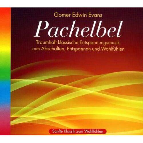 Evans, Gomer Edwin - Pachelbel - Preis vom 18.01.2021 06:04:29 h