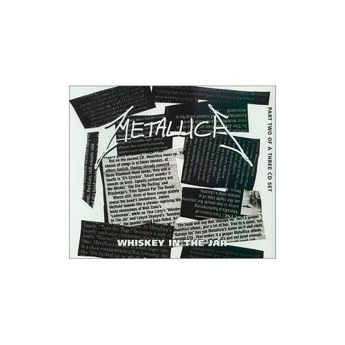 Metallica - Whiskey in the Jar - Preis vom 20.10.2020 04:55:35 h