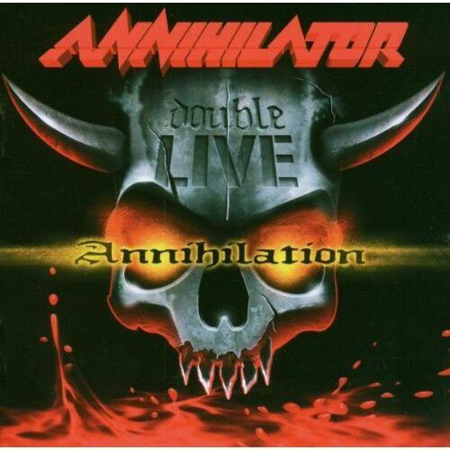 Annihilator - Double Live Annihilation - Preis vom 20.10.2020 04:55:35 h
