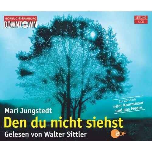 Mari Jungstedt - Den Du nicht siehst: 5 CDs - Preis vom 10.04.2021 04:53:14 h