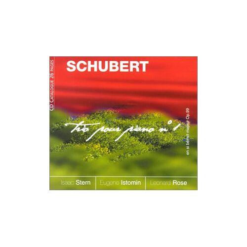 Stern - Schubert:Trio pour Piano No.1 - Preis vom 07.05.2021 04:52:30 h
