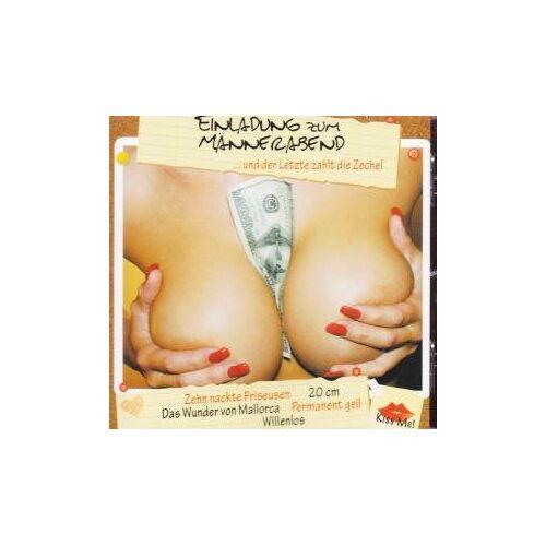 Various - Männerabend - Preis vom 21.01.2021 06:07:38 h