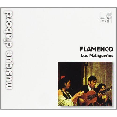 Los Malaguenos - Flamenco-Los Malaguenos - Preis vom 24.01.2021 06:07:55 h