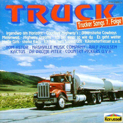 Tom Astor - Trucker Songs, Folge 7 - Preis vom 14.04.2021 04:53:30 h
