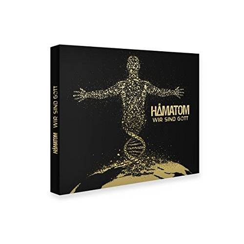 Hämatom - Wir Sind Gott (Digipak) - Preis vom 06.09.2020 04:54:28 h