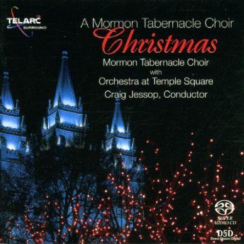 Mormon Tabernacle Choir - A Mormon Tabernacle Choir Chri [SACD] - Preis vom 08.05.2021 04:52:27 h