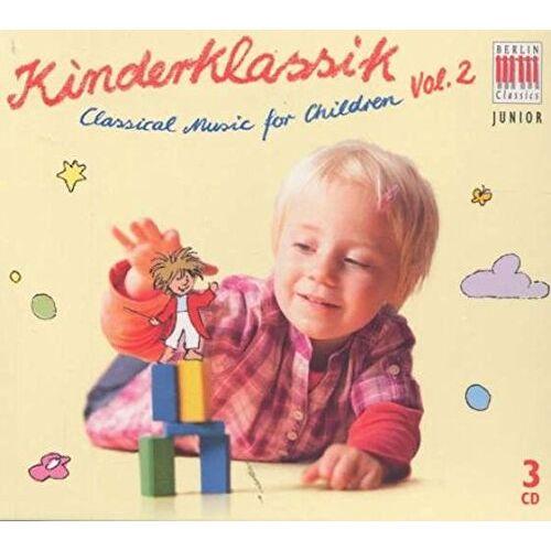Pekinel - Klassik Für Kinder-Box Vol.2 - Preis vom 08.01.2021 05:58:58 h