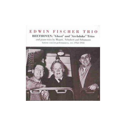 Fischer, Edwin Trio - Klaviertrios - Preis vom 18.04.2021 04:52:10 h