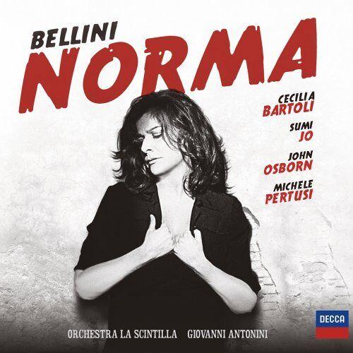 Cecilia Bartoli - Bellini: Norma - Preis vom 19.06.2020 05:07:48 h