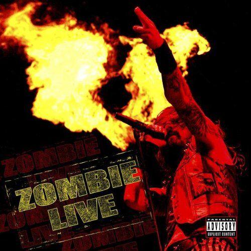 Rob Zombie - Zombie Live - Preis vom 20.10.2020 04:55:35 h