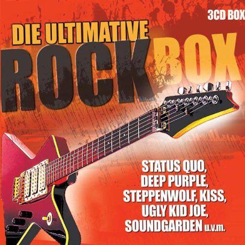 Various - Die Ultimative Rock Box - Preis vom 14.05.2021 04:51:20 h