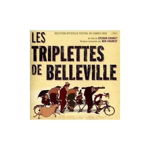 Ost - Les Triplettes de - Preis vom 17.04.2021 04:51:59 h