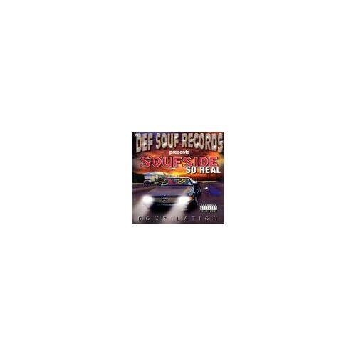 Def Soul Records - Soufside So Real - Preis vom 04.09.2020 04:54:27 h