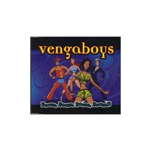 Vengaboys - Boom,Boom,Boom,Boom!! - Preis vom 20.10.2020 04:55:35 h