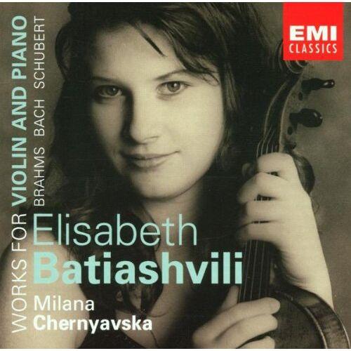 Elisabeth Batiashvili - Debut - Works for Violin and Piano - Preis vom 20.10.2020 04:55:35 h