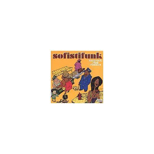 Various - Sofistifunk Vol.1 - Preis vom 01.03.2021 06:00:22 h