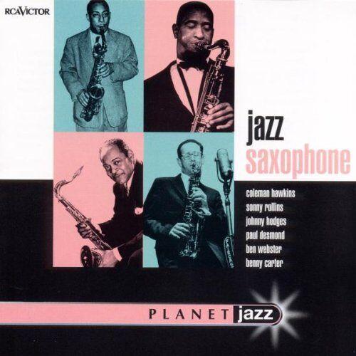 Planet Jazz - Jazz Saxophone - Preis vom 27.02.2021 06:04:24 h