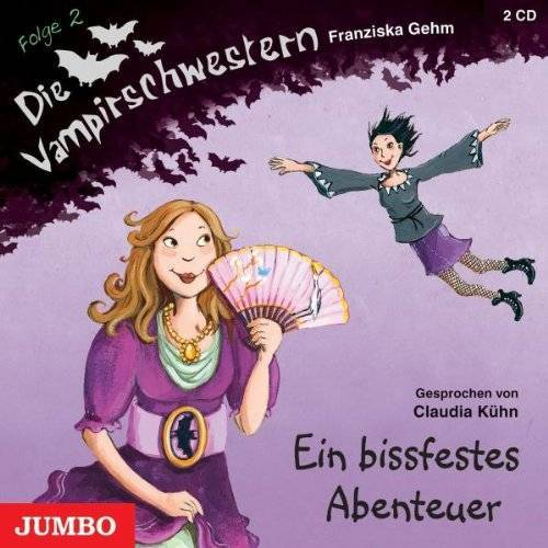 Claudia Kühn - Die Vampirschwestern 2/Ein Bissfestes Abenteuer - Preis vom 15.05.2021 04:43:31 h