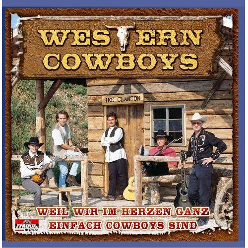 Western Cowboys - Weil Wir im Herzen Ganz Einf. - Preis vom 23.02.2021 06:05:19 h