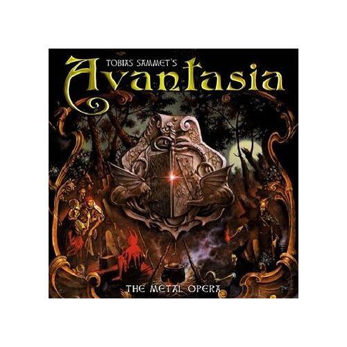 Avantasia - The Metal Opera - Preis vom 13.05.2021 04:51:36 h