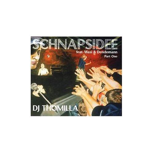 DJ Thomilla - Schnapsidee - Preis vom 16.04.2021 04:54:32 h